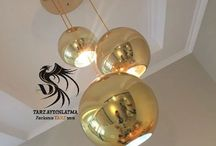 GOLD BALL AYDINLATMA MODELLERİ