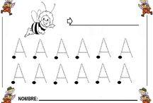 Grafo abecedario