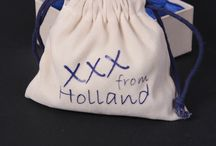Drawstring Bags / Drawstring bags in different materials for jewelry, accessory &more.