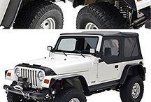Jeep Fender