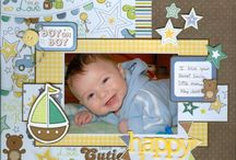 Scrapbook/Baby ideas / by Crystal Pittman