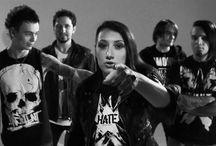 Louna / Rock/Punk/Alternative Russian band
