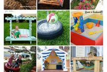 DIY kinti gyerekjátékok