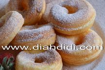 donut churros