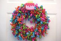 Birthdays! / by Michelle Cook