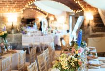 Wedding Venue Inspirations
