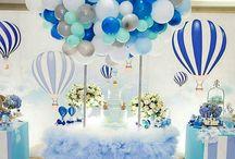 Воздушный шар(день рождение )