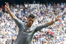 Cristiano Ronaldo/Real Madrid