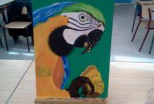 margo's schilderijen / diverse kunstwerken