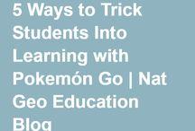 Pokemon GO in the Classroom