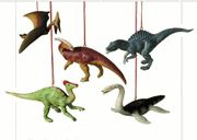 Dinosaur Ornaments! / Deck the halls in prehistoric fashion with our ornament collections!