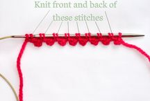 Sewing/Knitting/Crochet / by KW