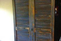 shutters doors