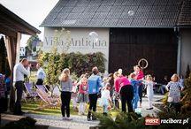 Eventy w Villa antiqua