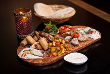 Mamounia Food! / Some of our great dishes at Mamounia Lounge Mayfair and Knightsbridge