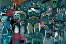 Transformers / by Bud Williams