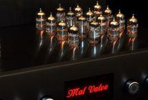 tubes and valvet