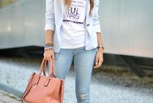 SKINNY & JEGGING OUTFIT