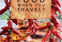 Food on travel