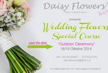Daisy Flowers School / Corsi di Flower Design