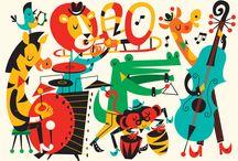 Musical illustrations