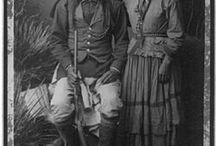 Indianer historia