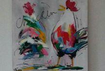 schilderijen / by Elisabeth Diesman