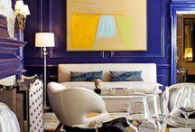 Color! / by Courtney @holdingcourtblog