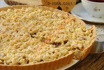 Kek, Pasta, Turta (tatlı)