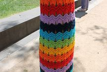 Crochet - Yarn Bomb / by Sue Overton Baggett