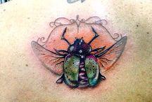 Tattoo / Beetle