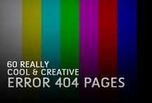 Error 404 Creativo / by Laura Cano