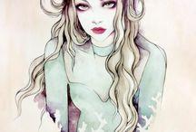 °·Art·° / Amazing illustrations