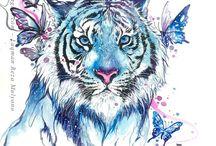 Тише, тигр