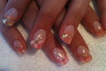 Nails by Nenaya / Hand painted nail art By Nenaya