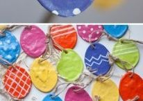 Easter crafts / Religious crafts for young children to learn about and to celebrate Easter
