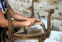 Bricolages fauteuil