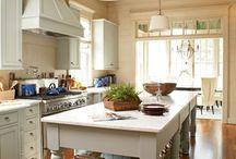 kitchen worktable