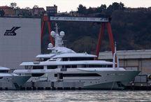 CRN Yacht - M/Y Chopi Chopi 80m / CRN Yachts - MY Chopi Chopi 80m