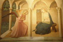 Beato Angelico e non solo: Convento di San Marco. Firenze / Beato Angelico e non solo: Convento di San Marco. Firenze