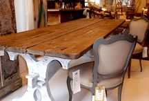 Farmers tables