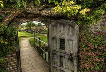 Mystery gardens
