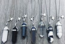 Christal Necklaces