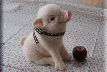 Piggies  :o) / by Alyss Harris