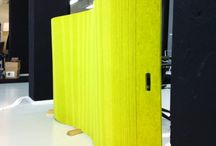 Freestanding Acoustic Wall