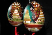 Pysanky Artist from Lviv 4 / Pysanky Artist from Lviv Ukraine, if you know this artist please let us know so that we may post their name.