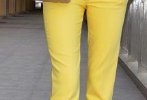 Беж и желтый