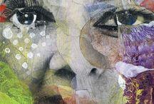 Distort, Distorted, Distortion / Distortion in figurative art