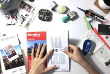 PLANNER | MIDORI TRAVELERS NOTEBOOK / Inspiration on how to use Midori Travelers notebook