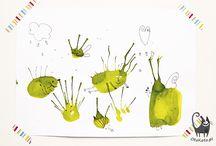 KIDS & PLAY & LEARN Kreatywne zabawy dla dzieci
